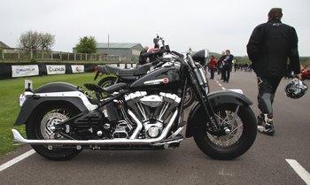 バイク ハーレー