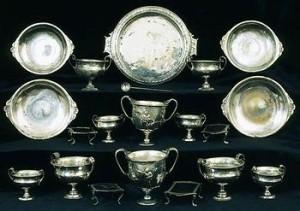 銀の起源や文明