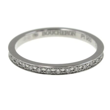 吉良奈津子の指輪ブシュロン