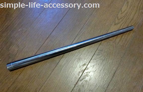 真鍮リング成形用の芯棒